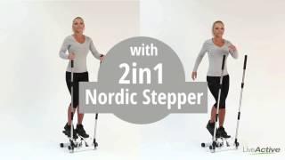 Gymbit 2in1 Nordic Stepper #3
