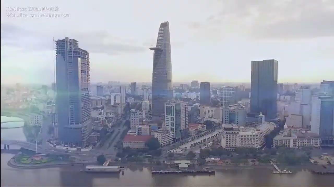 Him Lam City I Him Lam City Quận 2 l Video khu đô thị Him Lam Q.2
