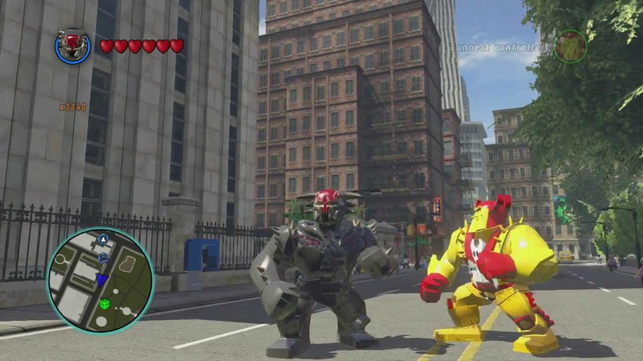 LEGO Marvel SuperHeroes PC Game Highly Compressed » BKGTECH