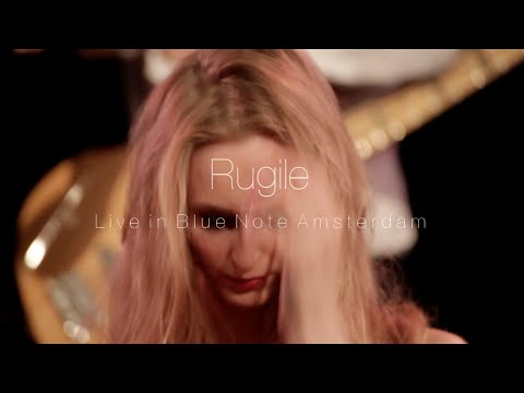 Rugilė - Live Concert in Blue Note Amsterdam - I Live in Heaven I Walk on Earth