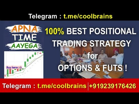 Future and options combined strategy