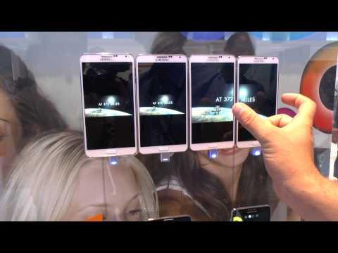 Galaxy Note 3 e MultiVideo con GroupPlay anteprima IFA 2013 by HDblog