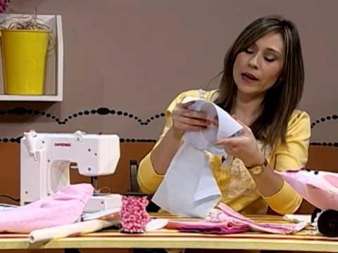 Como hacer almohadones infantiles youtube - Como hacer cojines decorativos ...