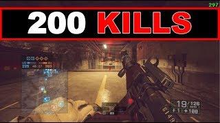 Battlefield 4 - 200 KILLS Locker AS VAL