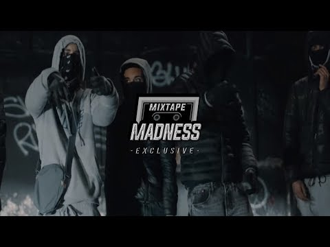 (BSIDE) 30 x BUCKFIDDY x DIZZ - Stick & Move (Music Video) | @MixtapeMadness (4K)