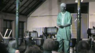 Senegalant - Saarkastisch   -  Ibrahima Ndiaye  alias Dr. Ibo  -  So ist mein Name - www.ibrahima.de