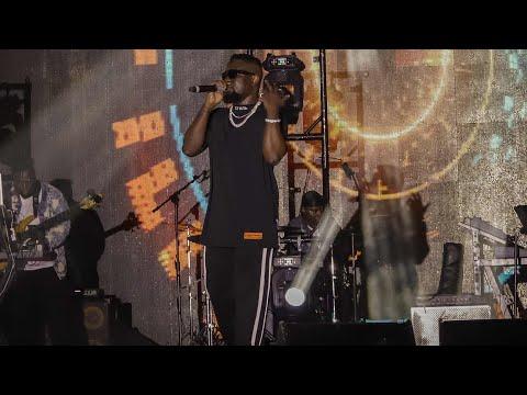 Sarkodie - Performs 'CEO Flow' & 'Original' at Black Love Virtual Concert