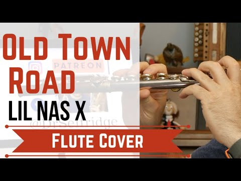 Old Town Road | Flute Cover