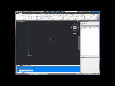 how to get cursor to snap to points autocad