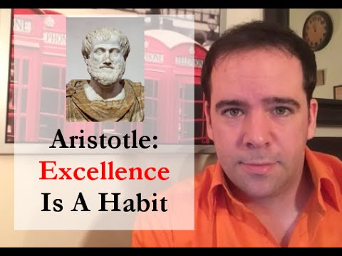 """Excellence Is A Habit"" - Very True For Language Learning!"