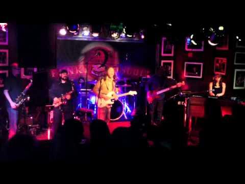 """Joe Marcinek Band """"Sand"""" The Funky Biscuit, 4-16-2016"""