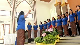 """""""Gereja Bagai Bahtera"""" oleh PS Gereja Toraja Jemaat Hermon Manggasa'"""