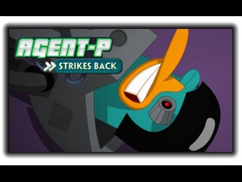 Phineas and Ferb - Agent P Strikes Back - Disney Games