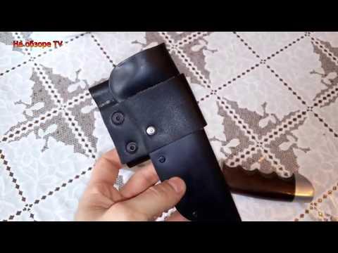 Ножны для ножа из пластиковой трубы своими руками