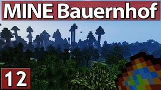MINE Bauernhof #12 WILDNIS Lets Play LITW