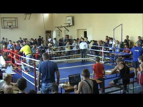48 кг Мельник Ирина -  Гутарина Дарья , 4 турнир по боксу Азовский ринг 07 08 2019 г  Бердянск