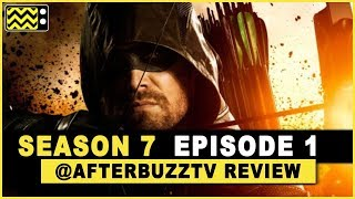 Arrow Season 7 Episode 1 Review & After Show