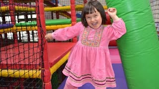 Indoor Playground Fun - Kids Having Fun Video