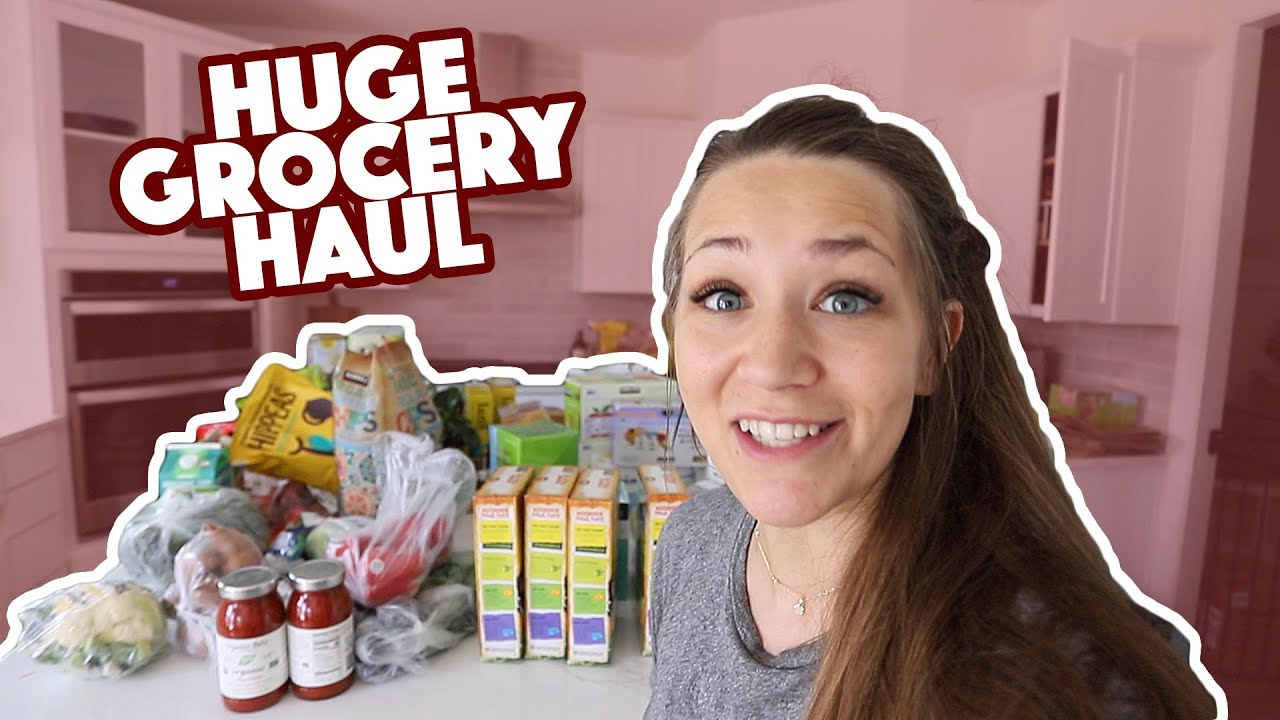 BIG COSTCO HAUL! AND OUR NEW FAVORITE TOY