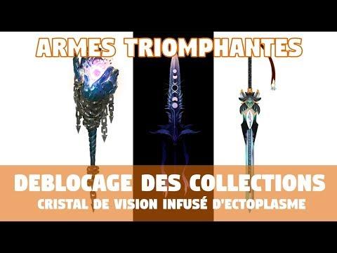 Guild Wars 2 : Collections des armes triomphantes! thumbnail