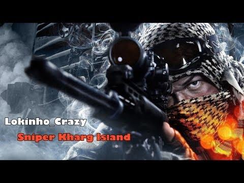 Sniper Kharg Island