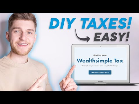 How To File Your Taxes For FREE Online - SimpleTax Review