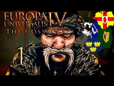 EU4 - The Cossacks -1- Irish Exodus |