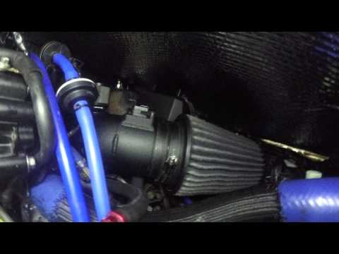 AEM dryflow filter failure
