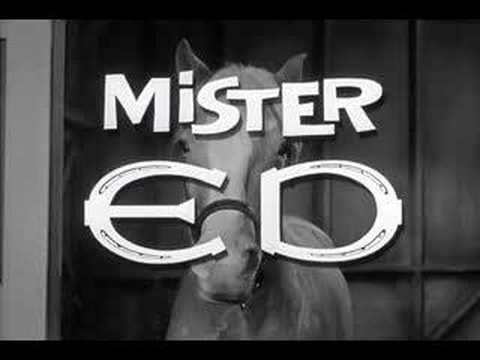 Mr. Ed - Intro (Opening Theme)