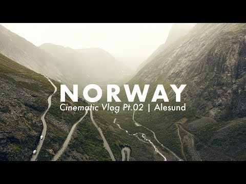 Norway Cinematic Vlog Pt.02 | Älesund
