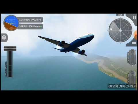 Avion Flight Simulator - Connecting Flight