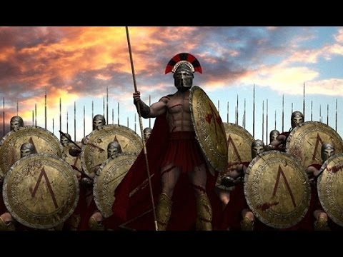 The Battle of Thermopylae (The Histories of Herodotus Excerpt)
