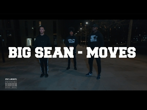 BIG SEAN | MOVES | IMD LEGION
