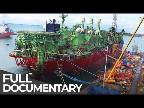 Floating Deep Sea Oil Rig | Ultimate Tanker | Free Documentary