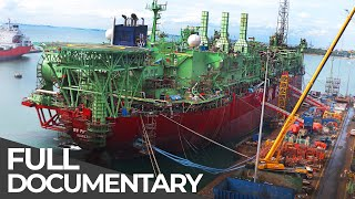 Floating Deep Sea Oil Rig | Ultimate Tanker | Free Documentary