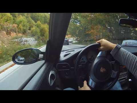 Porsche Club Greece - Athens to Pelion Weekend tour (14-14-10/18)