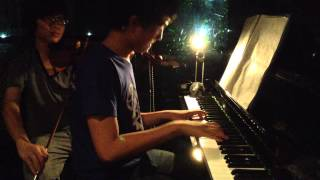 Forever Love (X Japan piano and violin cover)