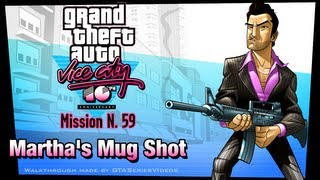 GTA Vice City - iPad Walkthrough - Mission #59 - Martha