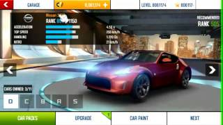 Asphalt 8: Airborne V1.6.0e MOD APK+DATA (Unlimited Money)