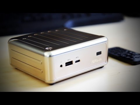 ASRock Beebox | NUC PC and Demo