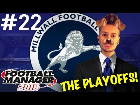 Football manager 2018 | #22 | the playoffs