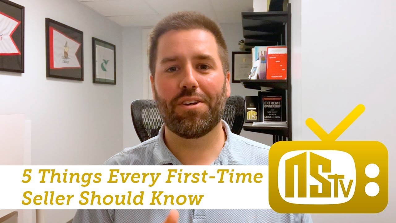 🏡 5 Things Every First-Time Seller Should Know