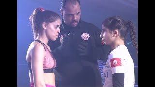 TK1 Fight Night 4: Arij Zaafouri VS Ghofrane Abdellaoui