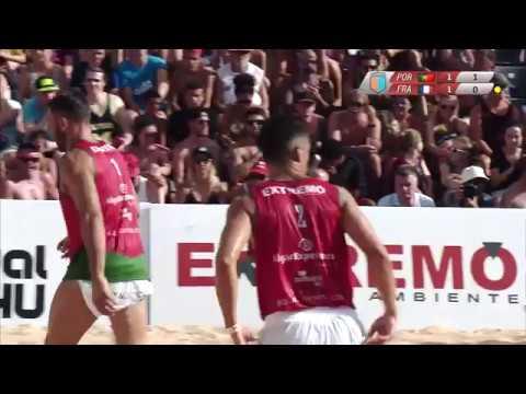 Magazine A Bola TV - European Footvolley Championship Albufeira 2017