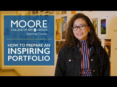 How to Prepare an Inspiring Portfolio