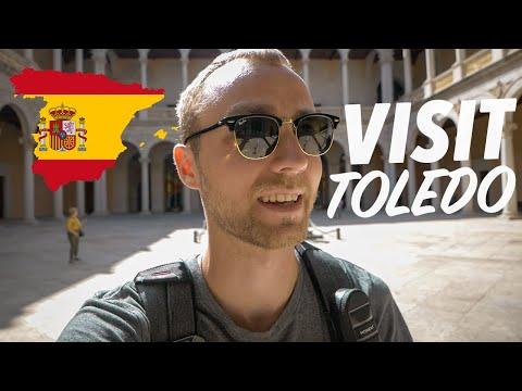VISIT TOLEDO: The
