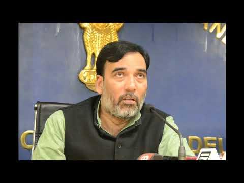 AAP govt constitutes Delhi Contract Labour Advisory Board : Gopal Rai Delhi Minister