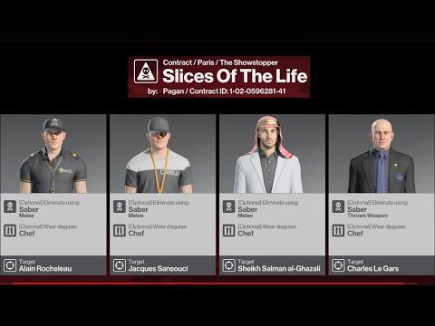 HITMAN - Slices Of The Life (Pagan's Contract) - SA