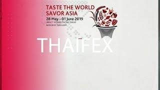 2019 THAIFEX Exhibition