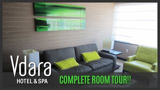 Vdara Hotel Deluxe Suite Tour